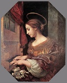 DOLCI_Carlo/St_Cecilia_at_the_Organ
